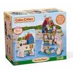 Calico Critters Calico Critters Seaside Secret Island Playhouse disc