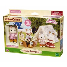Calico Critters Calico Critters Seaside Camping Set