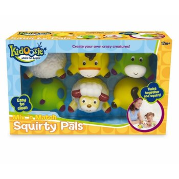 Kidoozie Kidoozie Mix 'n Match Squirty Pals