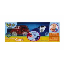 Kidoozie Kidoozie Build-A-Road Light Up Cars