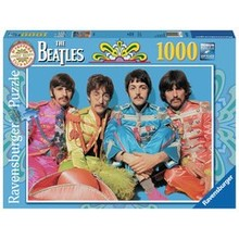 Ravensburger Ravensburger Puzzle 1000pc The Beatles Sgt. Pepper