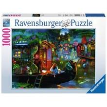Ravensburger Ravensburger Puzzle 1000pc Wanderers Cove