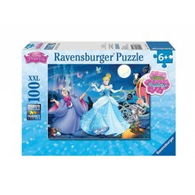 Ravensburger Ravensburger Puzzle 100pc Adorable Cinderella