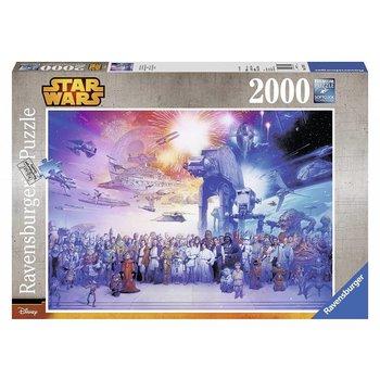Ravensburger Puzzle Star Wars 2000pc Universe