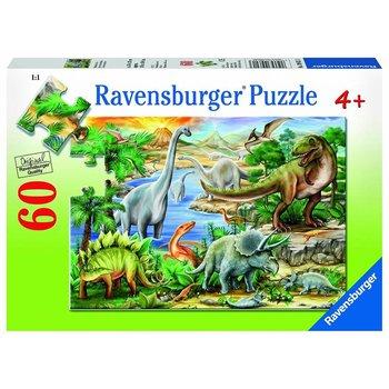 Ravensburger Ravensburgers Puzzle 60pc Prehistoric Life
