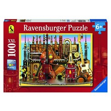 Ravensburger Ravensburger Puzzle 100pc Music Castle