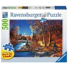 Ravensburger Ravensburger Puzzle 500pc Large Format Still of the Night