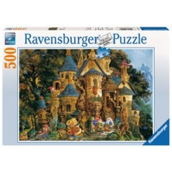 Ravensburger Ravensburger Puzzle 500pc College of Magical Knowledge