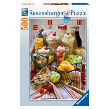Ravensburger Ravensburger Puzzle 500pc Just Desserts