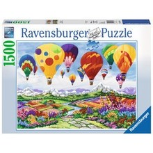 Ravensburger Ravensburger Puzzle 1500pc Spring is in the Air