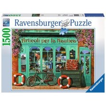 Ravensburger Ravensburger Puzzle 1500pc The Red Bicycle
