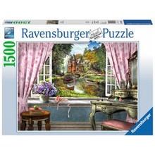 Ravensburger Ravensburger Puzzle 1500pc Bedroom View
