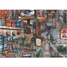 Ravensburger Ravensburger Puzzle 1000pc Canadian My Toronto