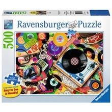Ravensburger Ravensburger Puzzle 300pc Lrg Viva Vinyl