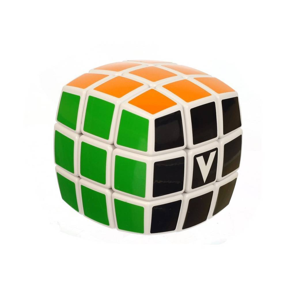 V Cube v cube puzzle cube 3x3 pillowed minds alive toys crafts books