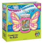 Creativity for Kids Creativity for Kids Sparkle & Grow Butterfly Terrarium