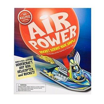 Klutz Klutz Book Air Powered Science