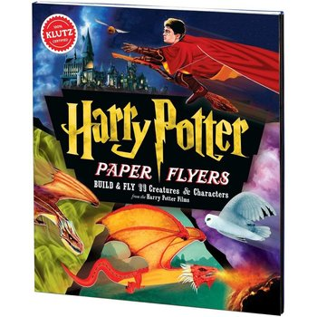 Klutz Klutz Book Harry Potter Paper Flyers
