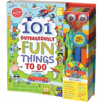 Klutz Klutz Book 101 Outrageously Fun Things to Do