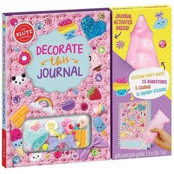 Klutz Klutz Book Decorate This Journal