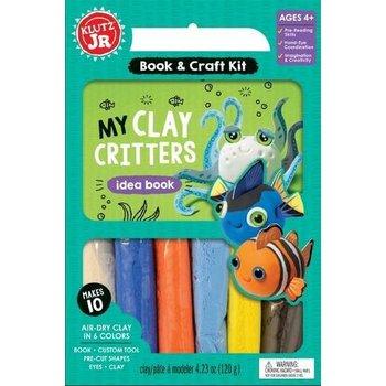 Klutz Klutz Book Jr My Clay Critters