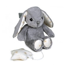 Cloud B Cloud B Hugginz Musical Plush Bunny