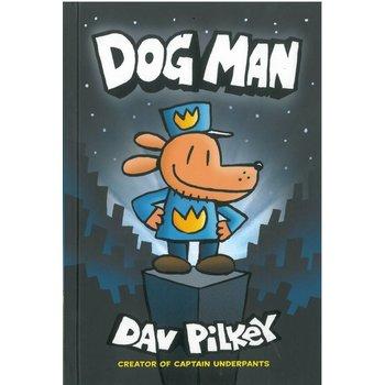 Scholastic Book Dog Man #1 Pilkey