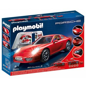 Playmobil Playmobil Porsche 911 Carrera S