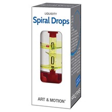 Visual Timer: Spiral Drops