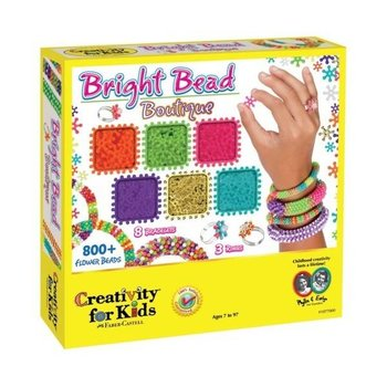 Creativity for Kids Bright Bead Boutique