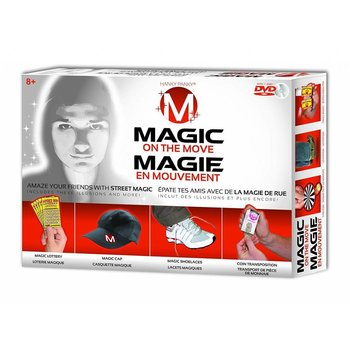 Hanky Panky Magic Hanky Panky Magic on the Move