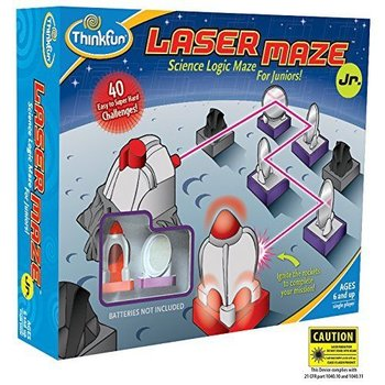Thinkfun Thinkfun Game Laser Maze Jr