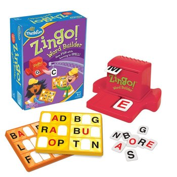 Thinkfun Thinkfun Game Zingo Word Builder