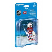 Playmobil Playmobil NHL Montreal Canadiens Goalie