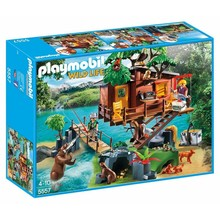 Playmobil Playmobil Adventure Treehouse