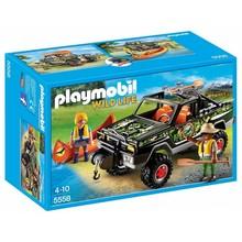 Playmobil Playmobil Adventure Pick Up Truck