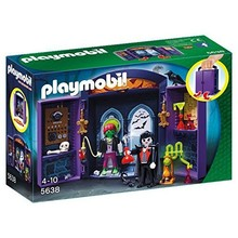 Playmobil Playmobil Play Box: Haunted House