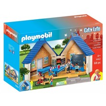 Playmobil Playmobil Take Along School