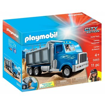 Playmobil Vehicle: Dump Truck