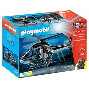 Playmobil Playmobil Tactical Copter