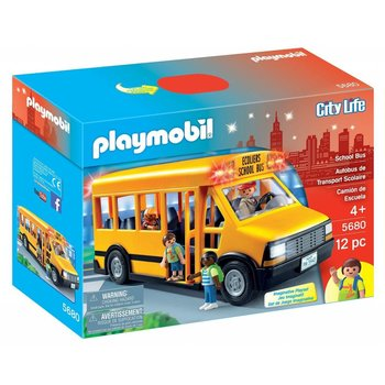 Playmobil Vehicle School Bus