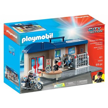 Playmobil Playmobil Take Along Police Station