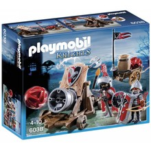 Playmobil Playmobil Hawk Knights Battle Cannon