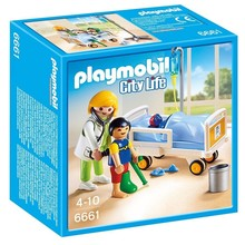 Playmobil Playmobil Doctor with Child