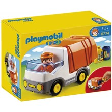 Playmobil Playmobil 123 Recycling Truck