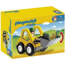 Playmobil Playmobil 123 Excavator
