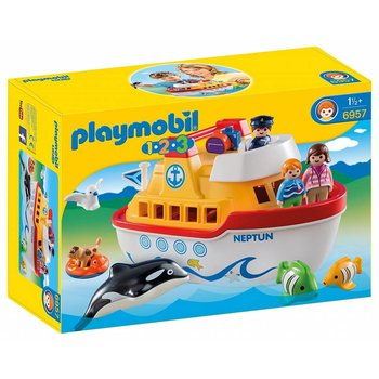 Playmobil Playmobil 123 My Take Along Ship