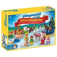 Playmobil Playmobil 123 Advent Calendars 2017 Christmas on Farm