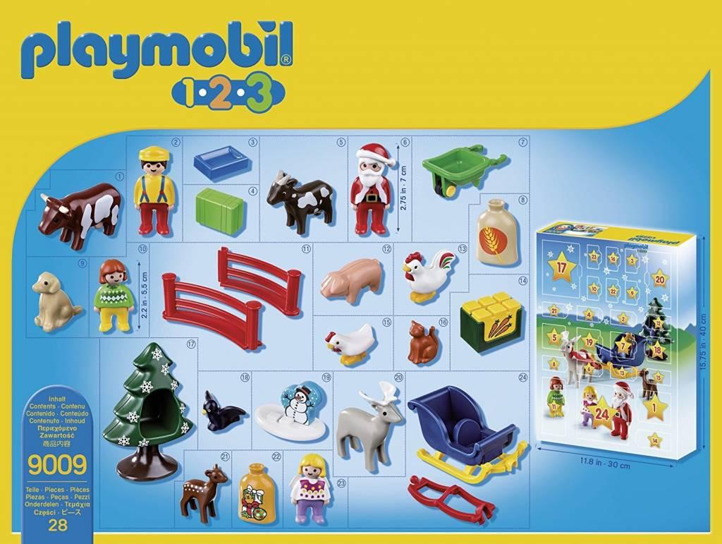 Playmobil 123 Christmas Christmas Decore