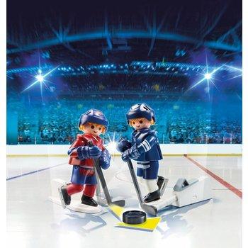 Playmobil NHL Rivalry Series Toronto vs Montreal